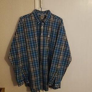 Men's Cinch L/S shirt